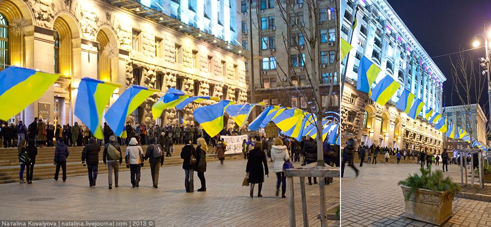 Майдан - 5 декабря 2013