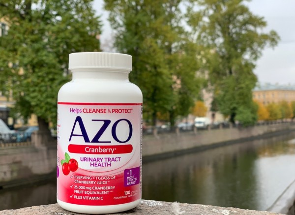 Azo, Cranberry, Urinary Tract Health, 100 Softgels