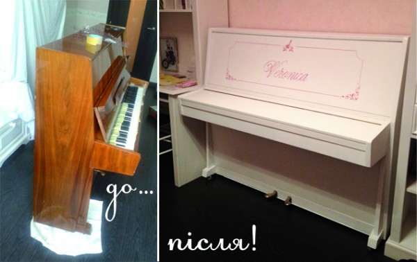Своими руками реставрация пианино