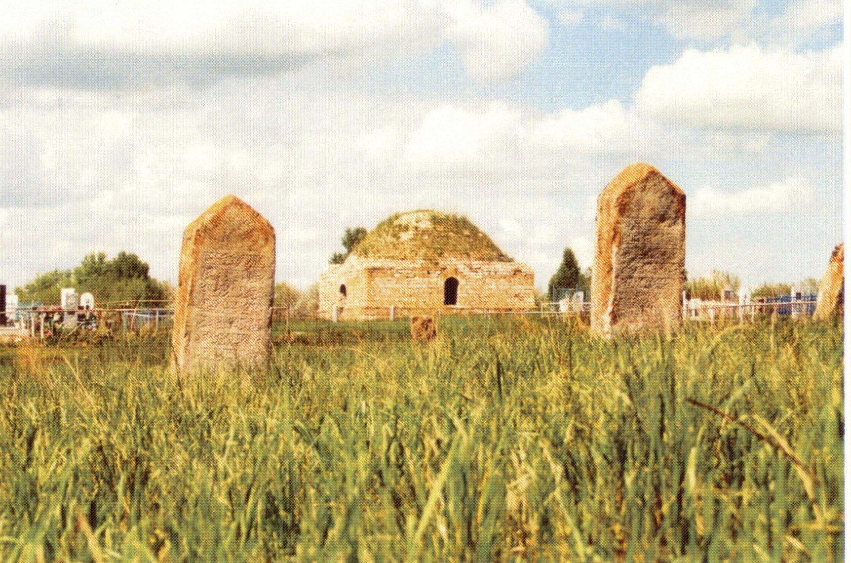 Рис. 4. Мавзолей Хусейн-бека