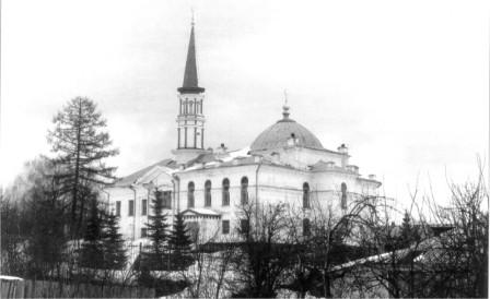 Рис. 43. Соборная мечеть-a