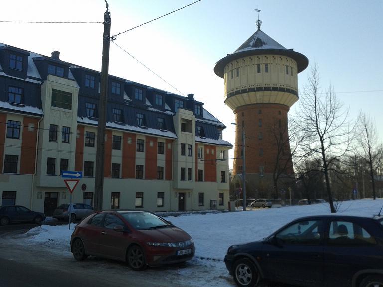 Легенда водонапорных башен на матиса