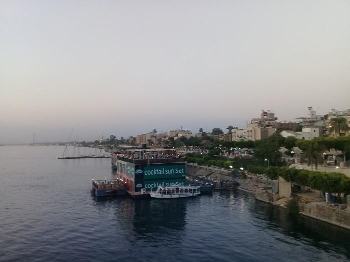 Выходной безвестной певички на круизном лайнере