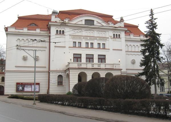 вильнюс, театр 004
