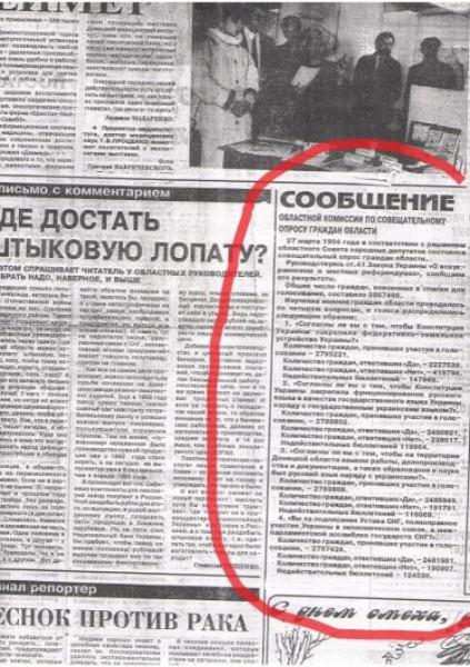 сообщение 2 Донбасс-фото-референдум-1994
