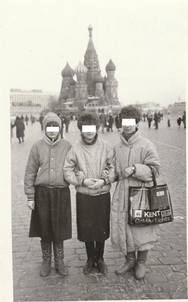 март 1988 девчонки из украины