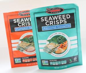 Maine Coast Sea Vegetables, Sea Seasonings. Органические гранулы с красными