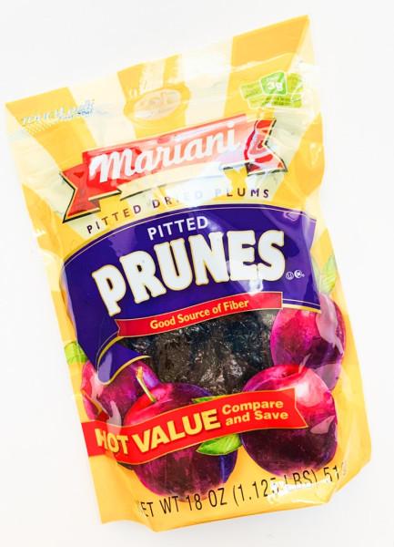 НОВИНКА - Mariani Dried Fruit. Premium, чернослив без косточек