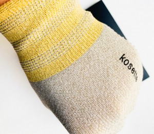 Kosette. Медные противомикробные перчатки, средние, 1 пара