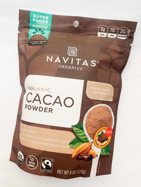 Navitas Organics. Органический какао-порошок - СКИДКА 20%