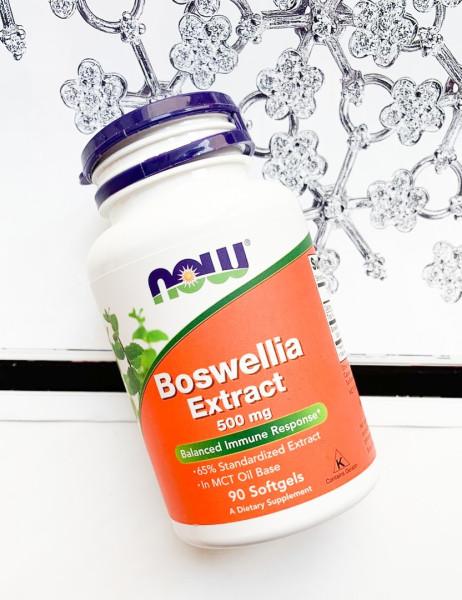 Экстракт босвеллии - эффективное средство для здоровья суставов, позвоночника -