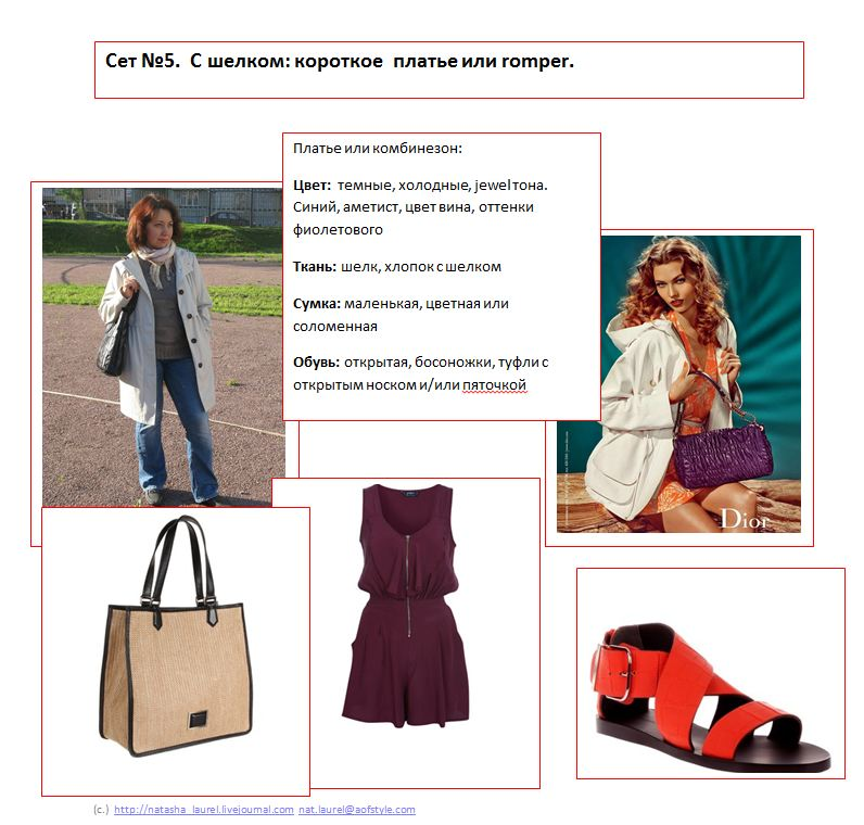 Lavrishina blog look makeover 8 summer set spread