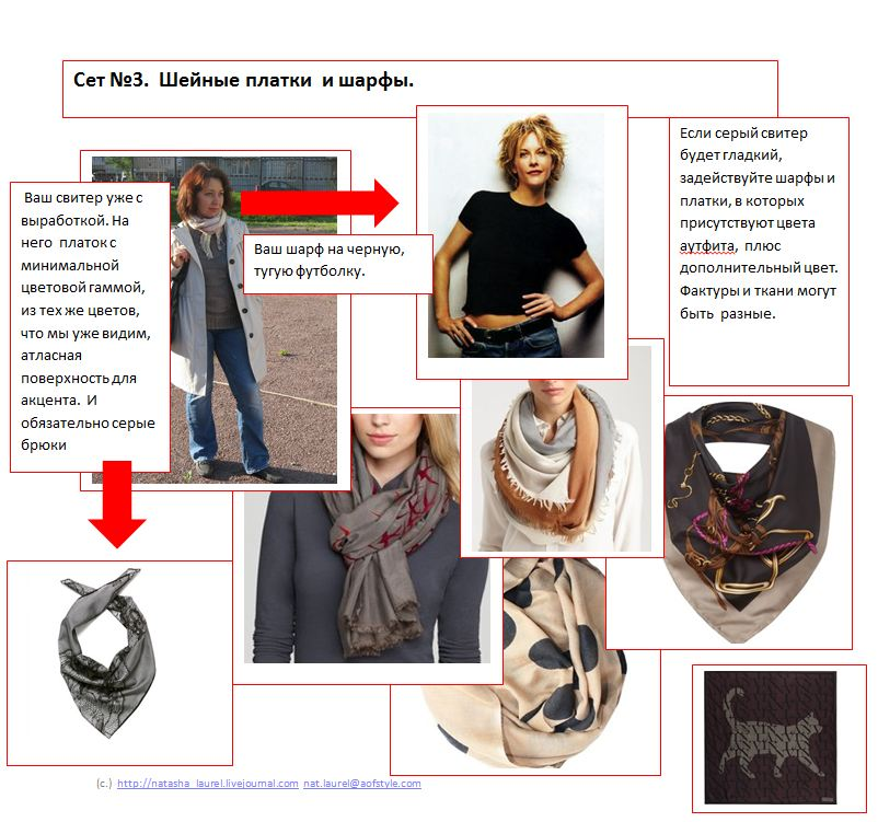lavrishing blog look makeover 8 scarves spread