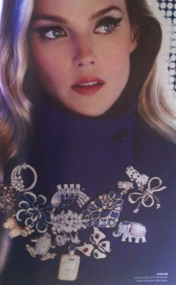 broches bloomingdale christmas 2012 catalog
