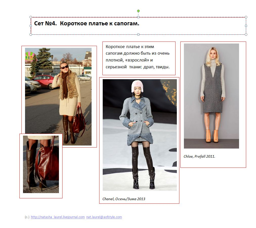 Lavrishina blog project look makeover 11 safari look spread four short dress