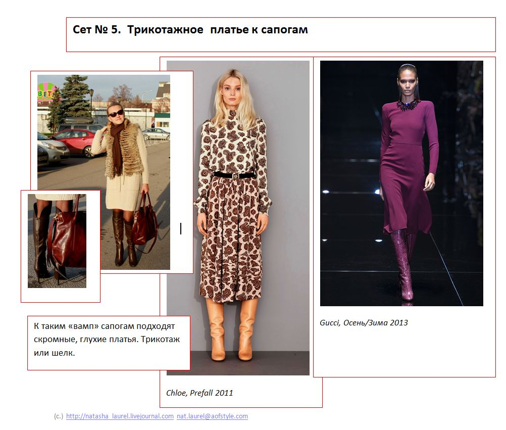 Lavrishina blog project look makeover 11 safari look spread four jersey dress