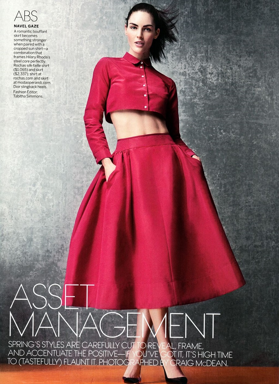 voge editorial asset management craig mcdean