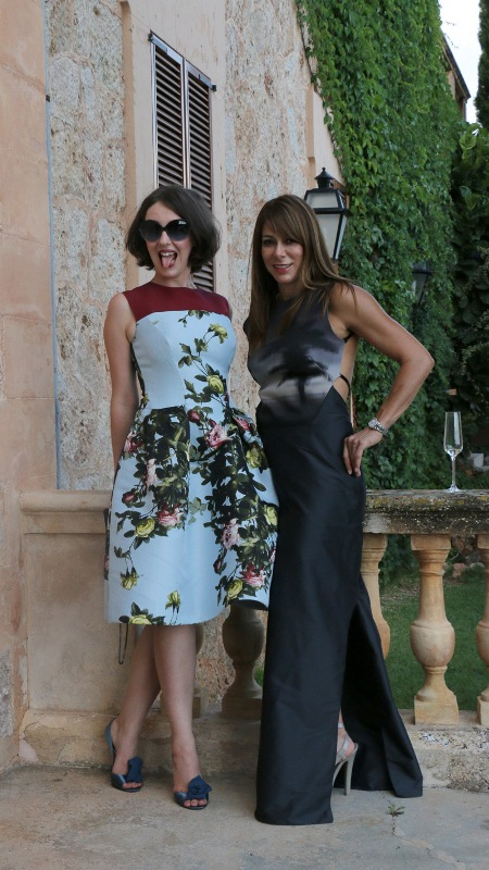 Lavrishina blog Carolina Herrera Jacquard Floral Dress Prefall 2013 with Caracas Lioness
