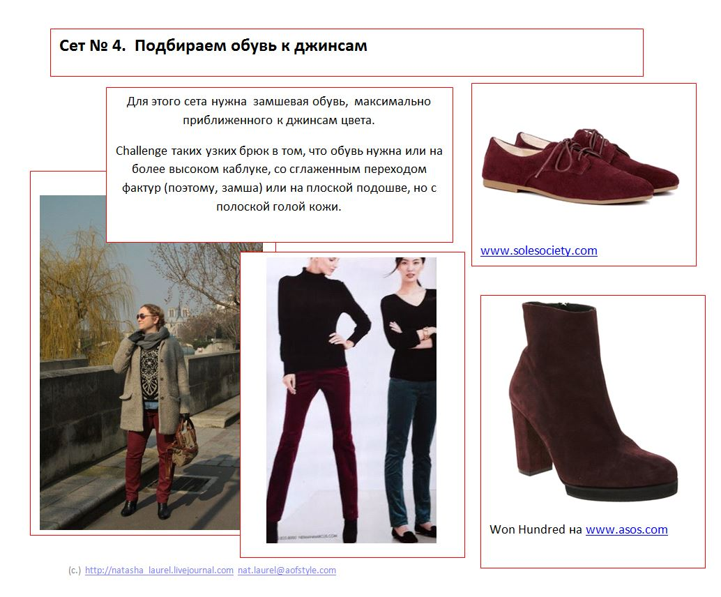 Lavrishina blog Look Makeover 14 Light Coat and Jeans Slide Four Shoes for jueans