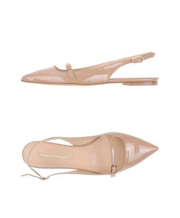 Pierre Darre Ballet Flats