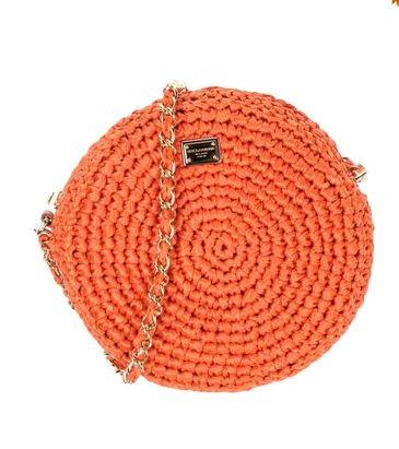 Dolce Gabbana Round Bag