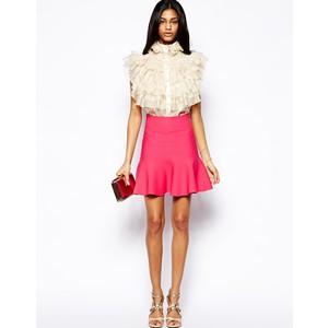 Asos Fluted Skirt