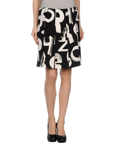 proenza schouler graphic skirt
