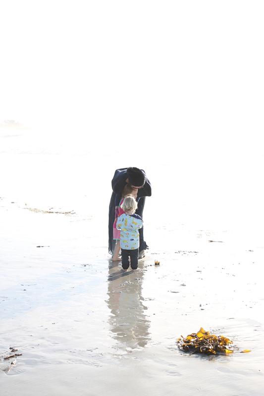 Lavrishina Blog Brunello Boots Sheer Maxi Carmel Beach December 2013 7
