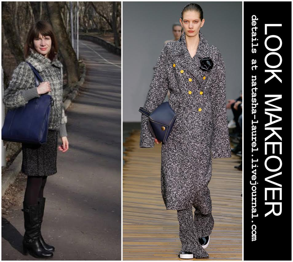 Lavrishina Blog Look Makeover  Title Page Tweeds Fall