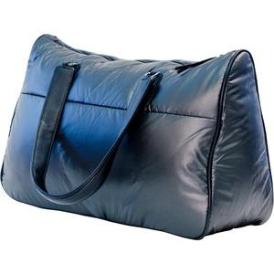 Celine Indigo  Nylon Bag