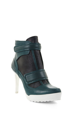bsbg contrast sole bootie