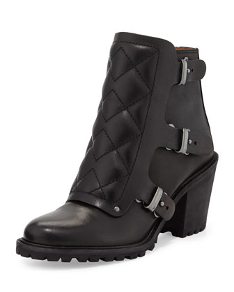 Marc Jacobs Quilted Booties