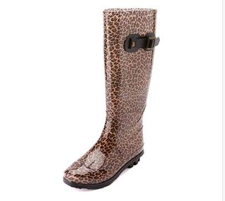 Charlotte Russe Rubber Boots