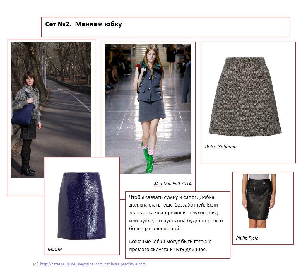 Lavrishina Blog Makeover 18 Tweed  Slide Two  Skirts
