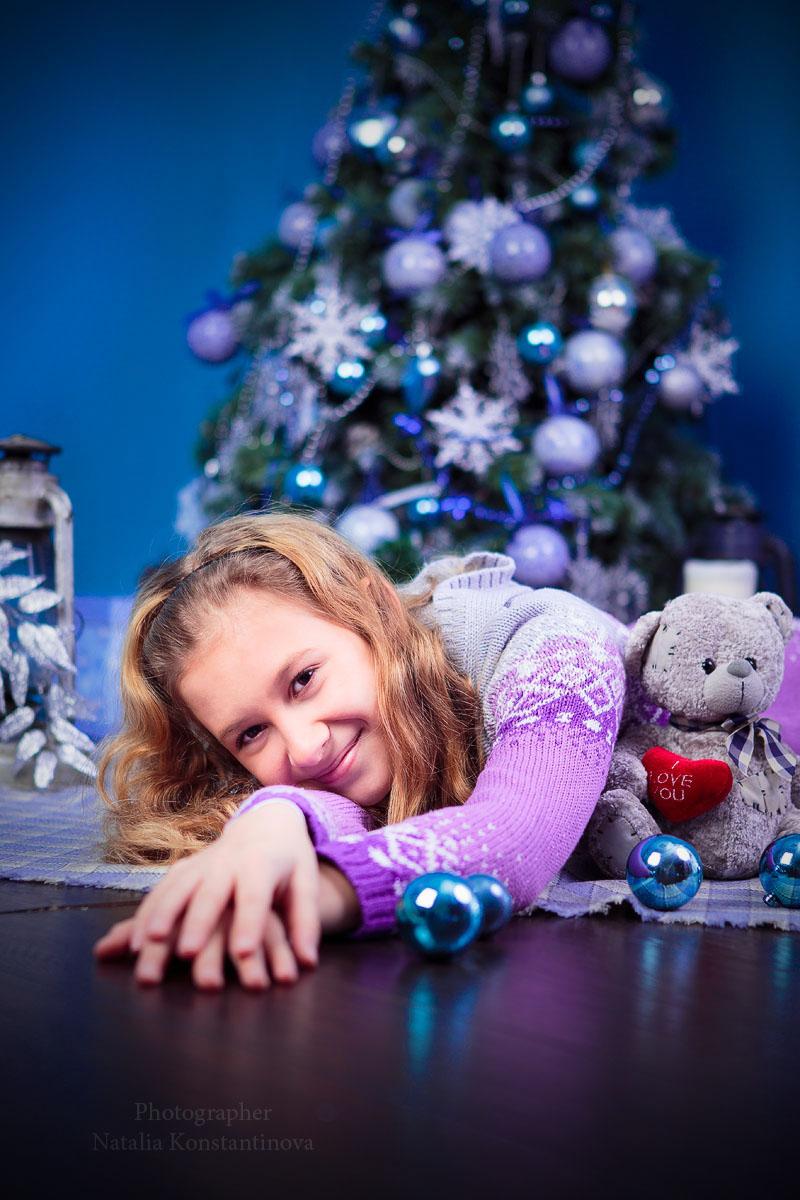 Как сделать красивые новогодние фотографии