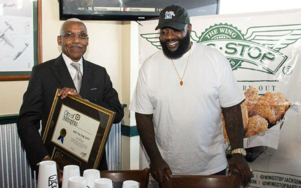 Rick Ross and Mayor