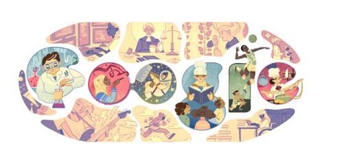 Google International Womens Day