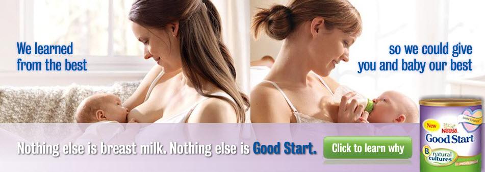 Nestle BF ad