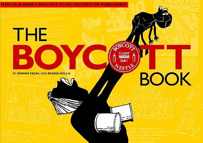 boycott cov