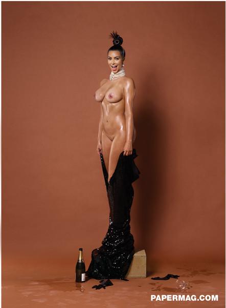 Nude celebrity