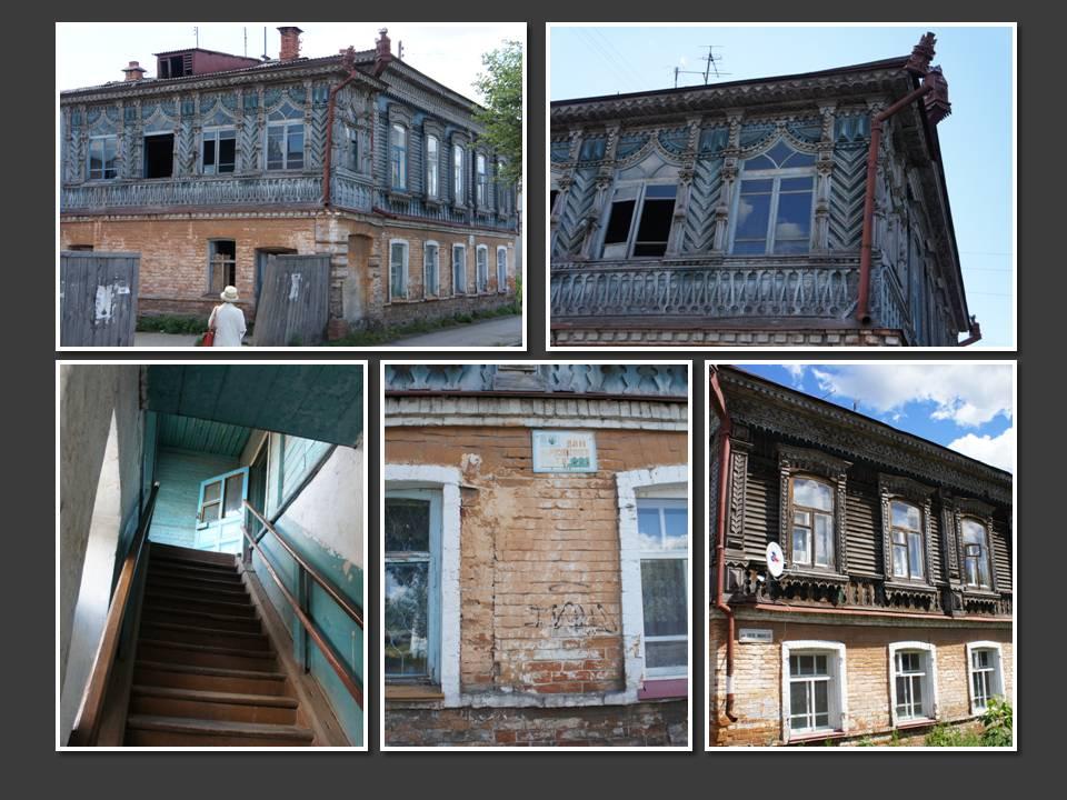 Редкость -деревянный дом