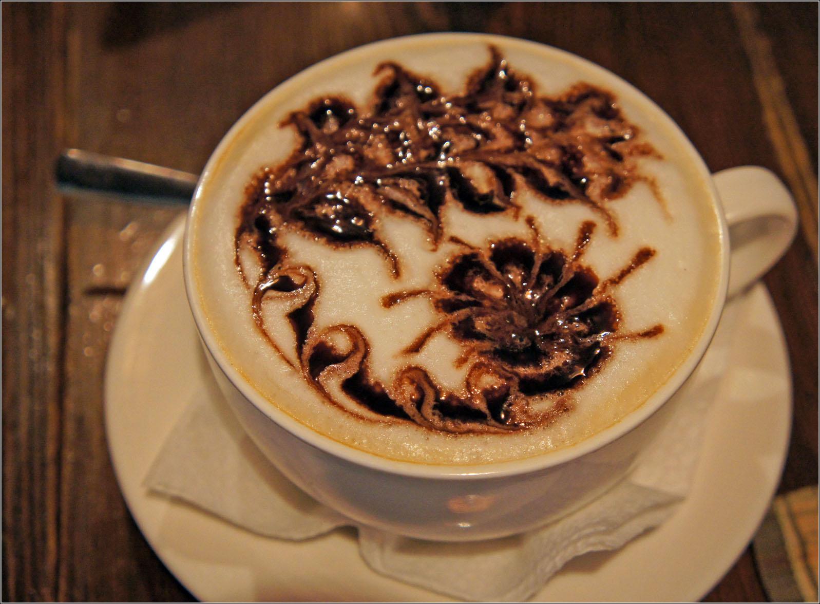 и еще кофе