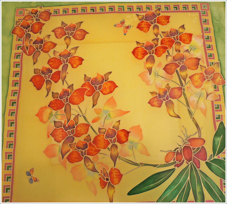 орхидея почти готова