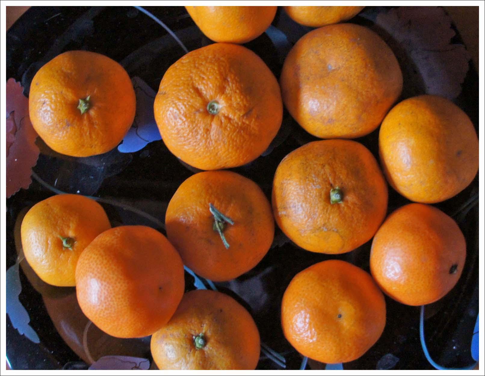 мандаринчики
