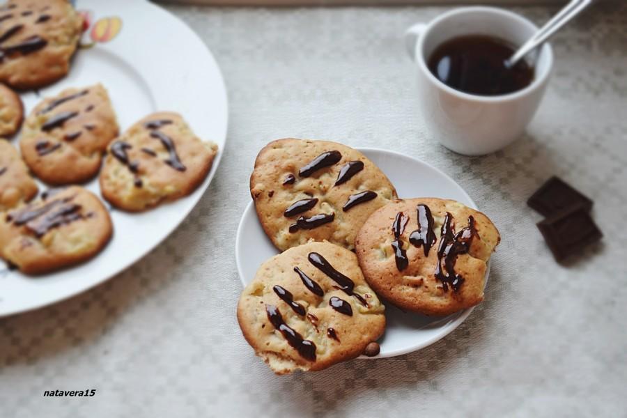 яблочные печенья1