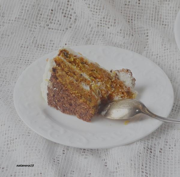 морковный торт2