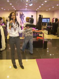 Открытие нового магазина Мехх в Киеве