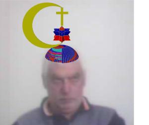 Кипа Израилизатора Авраамео-Буддистской Цивилизации.
