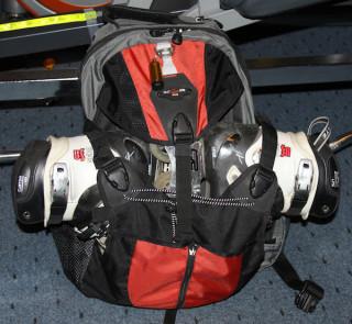 Рюкзак rollerclub рюкзак для горнолыжного отдыха