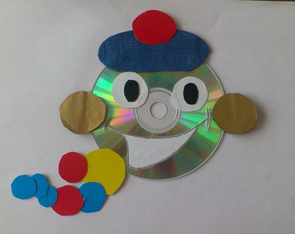 сд своими из медаль руками дисков